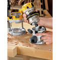 Dewalt DW618 2-1/4 HP EVS Fixed Base Router image number 11