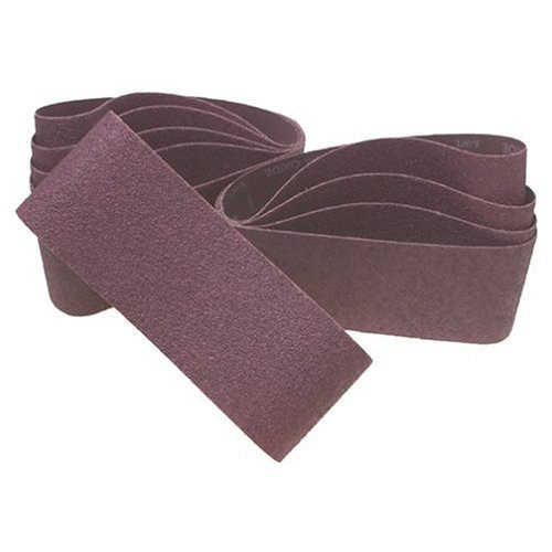 Porter-Cable 712401005 2-1/2 in. x 14 in. 100-Grit Multi-Purpose Sanding Belts (5-Pack)