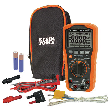 Klein Tools MM700 1000V Auto-Ranging Electrical Multimeter