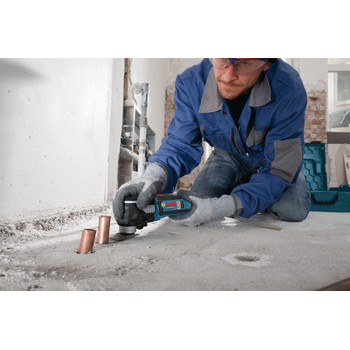 Factory Reconditioned Bosch GOP18V-28N-RT 18V EC Cordless Lithium-Ion Brushless StarlockPlus Oscillating Multi-Tool (Tool Only) image number 5
