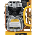 Factory Reconditioned Dewalt D55153R 1.1 HP 4 Gallon Oil-Lube Hand Carry Air Compressor image number 2