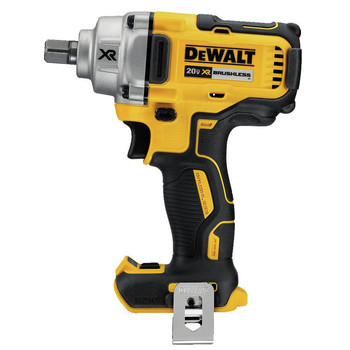 Dewalt DCF894B 20V MAX XR 1/2 in. Mid-Range Cordless Impact Wrench with Detent Pin Anvil (Tool Only) image number 1