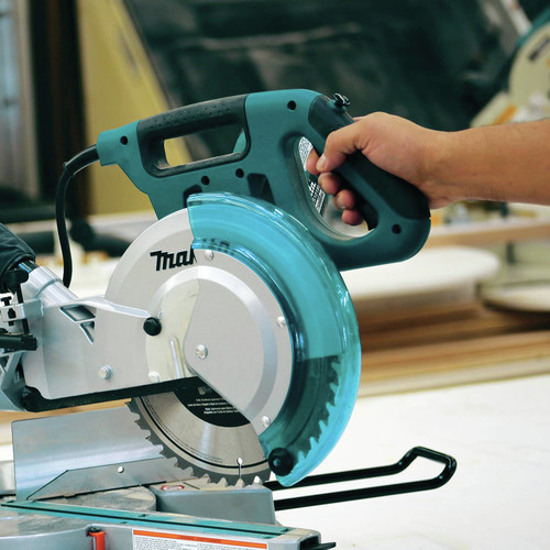 Makita Ls1018 13 Amp 10 In Dual Slide Compound Miter Saw Cpo Outlets