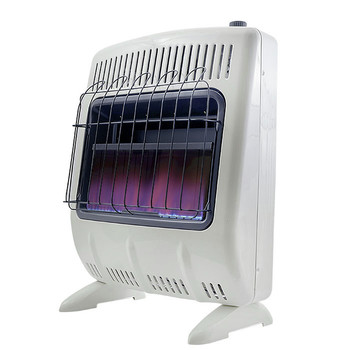 Mr. Heater F299721 20,000 BTU Vent Free Blue Flame Natural Gas Heater image number 3