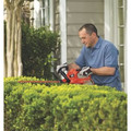 Black & Decker HT22 4 Amp 22 in. Dual Action Electric Hedge Trimmer image number 1