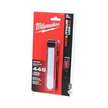 Milwaukee 2112-21 USB Rechargeable Rover Pocket Flood Light