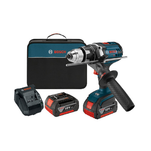 Bosch DDH181X-01 18V Cordless Lithium-Ion 1/2 in. Brute Tough Drill Driver with Active Response Technology