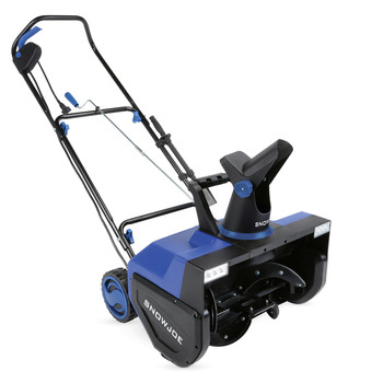 Snow Joe SJ627E 22 in. 15 Amp Electric Snow Blower with Headlight image number 2