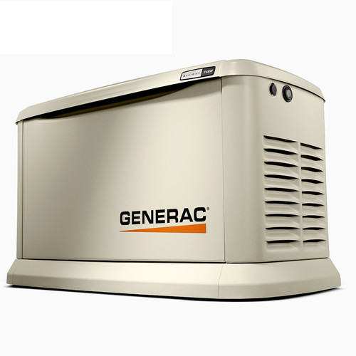 Generac 7209 Guardian 24kW Home Standby Generator image number 0