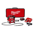Factory Reconditioned Milwaukee 2646-81CT M18 18V Cordless Lithium-Ion 2-Speed Grease Gun Kit