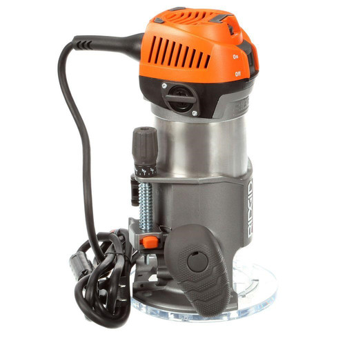 Factory Reconditioned Ridgid ZRR2200 Fixed Base Router image number 0