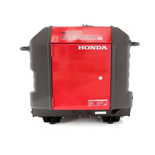 Honda EU3000iS1A 3,000 Watt Portable Inverter Generator (CARB)