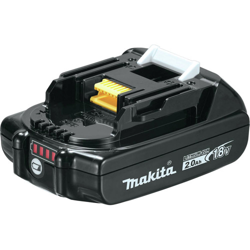 Factory Reconditioned Makita CX300RB-R 18V LXT Lithium-Ion Sub-Compact Brushless Cordless 3-Pc. Combo Kit image number 4