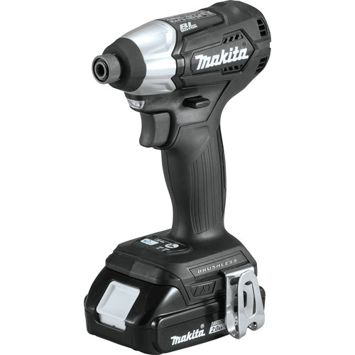 Factory Reconditioned Makita CX300RB-R 18V LXT Lithium-Ion Sub-Compact Brushless Cordless 3-Pc. Combo Kit image number 2