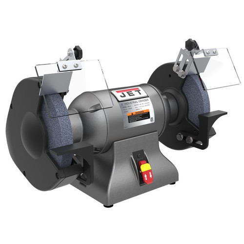 JET IBG-8 8 in. Industrial Bench Grinder
