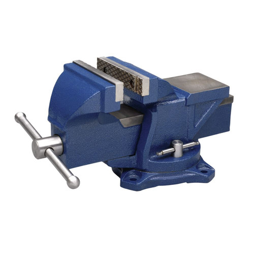 Wilton 11104 Bench Vise, 4 in. Jaw Width with 4 in. Jaw Opening image number 0