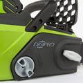 Greenworks 20312 40V G-MAX Lithium-Ion DigiPro Brushless 16 in. Chainsaw Kit image number 4