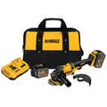 Factory Reconditioned Dewalt DCG414T2R FlexVolt 60V MAX Cordless Lithium-Ion 4-1/2 in. - 6 in. Grinder with Batteries