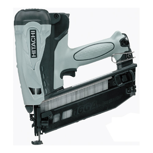 Hitachi NT65GBP9 16-Gauge 2-1/2 in. Cordless Lithium-Ion Angle Finish Nailer