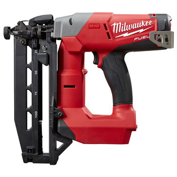 Factory Reconditioned Milwaukee 2741-81CT M18 FUEL Cordless Lithium-Ion 16-Gauge Brushless Straight Finish Nailer Kit image number 1