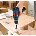 Bosch PS31-2A 12V Max Lithium-Ion 3/8 in. Cordless Drill Driver (2 Ah) image number 3