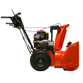 Ariens 921046 Deluxe 28 254CC 2-Stage Electric Start Gas Snow Blower with Headlight image number 3