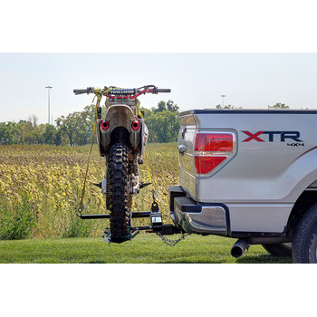 Detail K2 TMC201 Hitch-Mounted Motorcycle Carrier image number 3