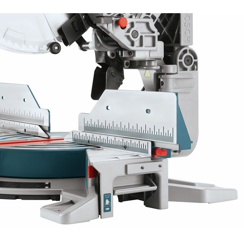 Factory Reconditioned Bosch GCM12SD-RT 12 in. Dual-Bevel Glide Miter Saw image number 9