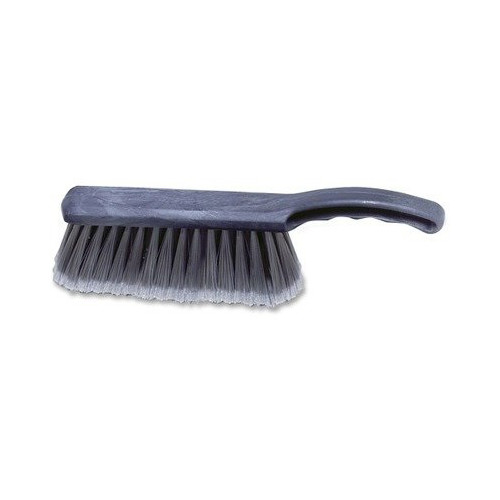 Rubbermaid 6342 12-1/2 in. Countertop Brush (Silver)