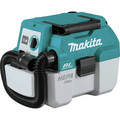 Makita XCV11Z 18V LXT Lithium-Ion Brushless 2 Gallon HEPA Filter Portable Wet/Dry Dust Extractor/Vacuum (Tool Only)