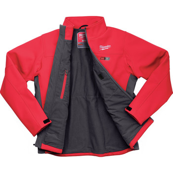 Milwaukee 202R-20L M12 12V Li-Ion Heated ToughShell Jacket (Jacket Only) image number 3