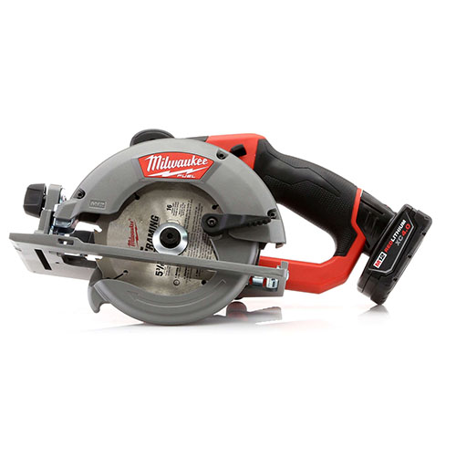 Milwaukee 2530 21xc m12 fuel 12v cordless lithium ion 5 3 8 in milwaukee 2530 21xc m12 fuel 12v cordless lithium ion 5 38 in circular saw kit with xc battery greentooth Images