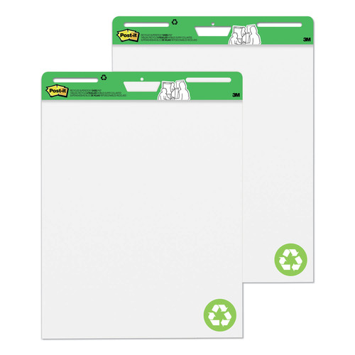 3M 559RP 30-Sheet 25 in. x 30 in. Self-Stick Easel Pads (2-Pack)