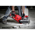 Milwaukee 2786-20 M18 FUEL Lithium-Ion 9 in. Cut-Off Saw with ONE-KEY (Tool Only) image number 16
