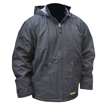Dewalt DCHJ076ABB-L 20V MAX Li-Ion Heavy Duty Heated Work Coat (Jacket Only) - Large