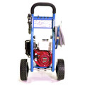 Pressure-Pro PP3425H Dirt Laser 3400 PSI 2.5 GPM Gas-Cold Water Pressure Washer with GX200 Honda Engine image number 2