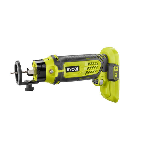 Factory Reconditioned Ryobi ZRP531 ONE Plus 18V Cordless Speed Saw Rotary Cutter (Green) (Bare Tool)