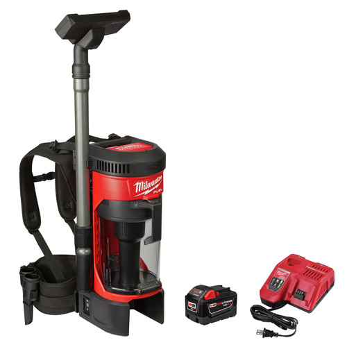 Milwaukee 0885-21HD M18 FUEL 3-in-1 Backpack Vacuum High Demand Kit image number 0