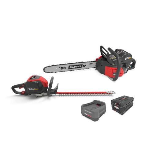 Snapper SXDWB 82V Cordless Lithium-Ion Wood Bundle