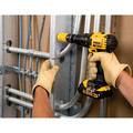 Dewalt DCD780C2 20V MAX Lithium-Ion Compact 1/2 in. Cordless Drill Driver Kit (1.5 Ah) image number 6