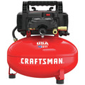 Factory Reconditioned Craftsman CMEC6150R 0.8 HP 6 Gallon Oil-Free Pancake Air Compressor image number 0