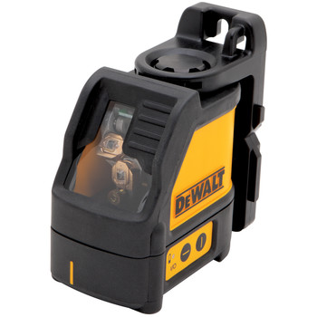 Dewalt DW088K Self-Leveling Horizontal/Vertical Cross Line Laser image number 0