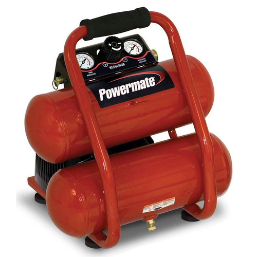 Powermate VSP0000201.01 2 Gallon Side Stack Air Compressor Kit