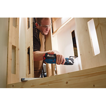 Bosch GOP18V-28N 18V EC Cordless Lithium-Ion Brushless StarlockPlus Oscillating Multi-Tool (Tool Only) image number 2