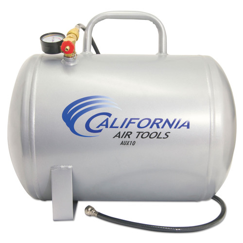 California Air Tools CAT-AUX10 10 Gallon Portable Steel Air Tank image number 0