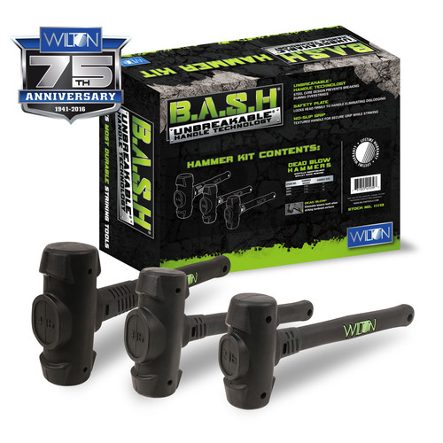 Wilton 11113 B.A.S.H Dead Blow Hammer Kit