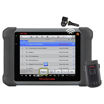 Autel MS906TS MaxiSYS 906TS Diagnostic System and Comprehensive TPMS Service Device