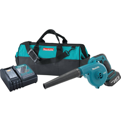 Makita DUB182 18V LXT 3.0 Ah Cordless Lithium-Ion Blower Kit