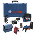 Bosch GCL100-80C 12V Cross-Line Laser with Plumb Points