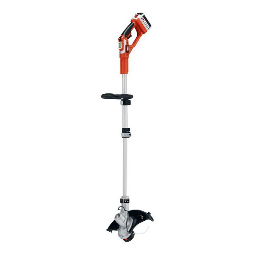 Black & Decker LST136 40V MAX Cordless Lithium-Ion High-Performance 13 in. String Trimmer with Power Command
